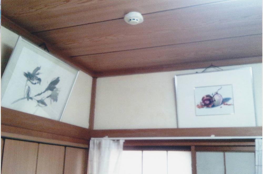 漆喰・和室・作品賞・入選作品③・壁の汚れが気になっていたお母さんの漆喰DIY!