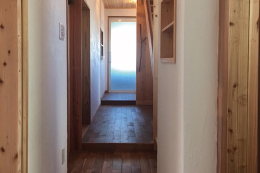 廊下・中古住宅を4年かけて全面DIYリフォーム!