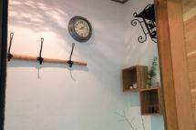 漆喰・壁・小物・アクセント・築40年の中古別荘を漆喰DIY
