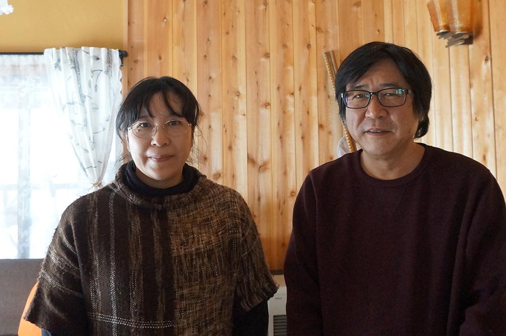 ご夫婦・築40年の中古別荘を漆喰DIY