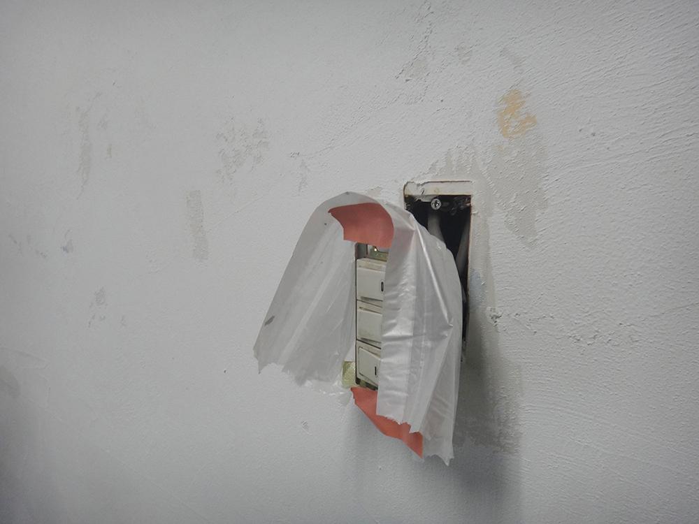 漆喰・漆喰DIY・コンセント・養生・ココを塗るのは難しい?大丈夫です!コツをお教えします!!